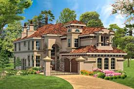 italian home plans italian style house plans 4281 square foot home 2 story 3