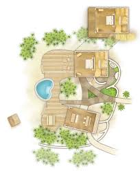 Treehouse Villas Floor Plan White Sand Villas Zanzibar