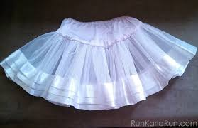 how to make a petticoat pink cinderella running costume petticoat run karla run run