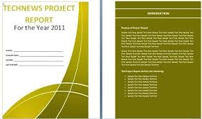it report template for word reports templates word word project report template formal report