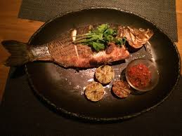 plancha de cuisine rivera loup de mer a la plancha food of the week food gps