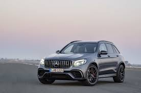 mercedes suv amg price mercedes amg glc 63 suv and coupe pricing announced edition 1