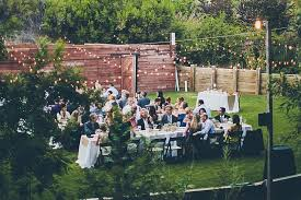 Backyard Wedding Venues Los Angeles Unique Venues For Summer Events Summertime Stunners