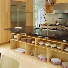 Open Shelf Kitchen Cabinet Ideas Open Shelves Kitchen Island Kitchentoday