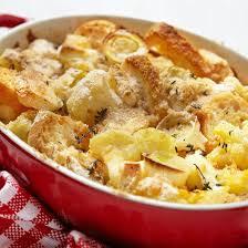 cuisiner des pommes recette gratin de pommes de terre au camembert
