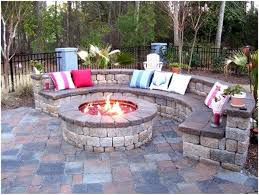 backyards charming image detail for outdoor fire pits backyard