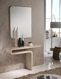 White Entry Table by Small Modern Console Table Inspirations Including Glass And