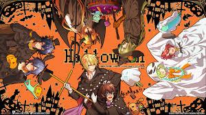 anime happy halloween reverse harem garden happy halloween