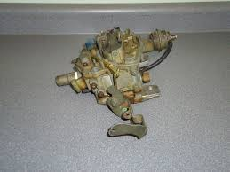 rochester dualjet 2 barrel carburetor carb core 17083192 1983