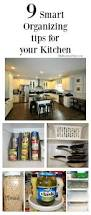 9 smart ways to organize your kitchen my mommy style
