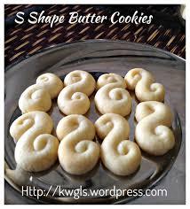 s cookies my childhood butter cookies s shape butter cookies kuih s guai