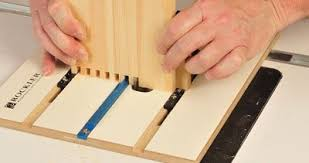 Finger Joints Woodworking Plans router table box joint jig woodworking how to joinery