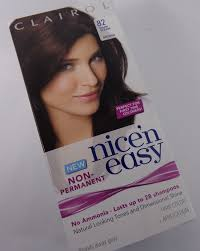 review clairol nice u0027n easy non permanent hair color