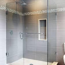 custom frameless glass shower doors enclosures and bathtub