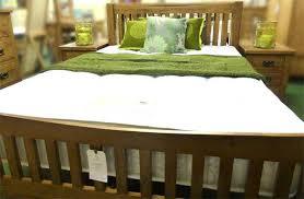 Curved Bed Frame Tuscany Oak Curved Bedframe Cott Farm Furniture
