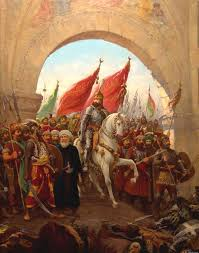 Fall Of The Ottomans O Fall Of Constantinople Jpg 1536 1952 Török