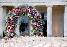 flower arch top 5 creative floral decoration placements