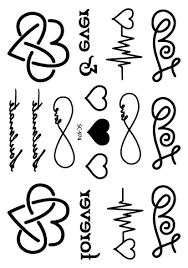 sc 974 taty letter cardiogram designs waterproof