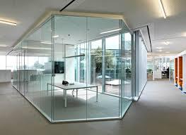 cloison verre bureau cloison de bureau en verre menuiserie image et conseil
