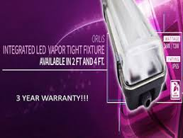 hardwired led shop lights 2 ft 36w vapor water tight hardwired led fixture 6500k ip65 shop