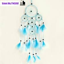 big catchers for sale 5 rings feather dreamcatcher for