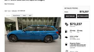 Bmw Interior Options Which One Of You Maniacs Is Going To Buy This 73 000 Bmw 3 Series