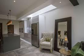 Open Plan Kitchen Living Room Ideas Uk Case Study Open Plan Kitchen In Twickenham Ips Pronorm Ips