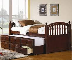 bed twin bunk bed with trundle and stairs twin captain bed with