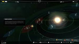 Solar System Map Call Of Duty Infinite Warfare Review War Heads To Space And