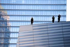 las vegas high rise shooting scenario a security nightmare