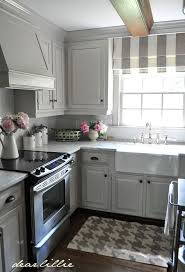 Kitchen Curtain Ideas Small Windows Best 25 Kitchen Window Curtains Ideas On Pinterest Farmhouse