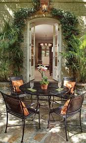 Best Wrought Iron Patio Furniture by Patio Furniture Best Images About Outdoor Inspiration On Pinterest