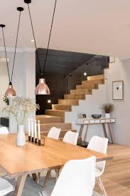 designing contemporary interior home design stairs modern wooden