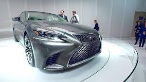 lexus models 2007 preview 2018 lexus ls luxury sedan consumer reports