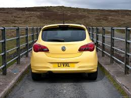 vauxhall yellow vauxhall corsa 2015 pictures information u0026 specs