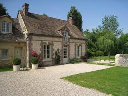 french cottage style house