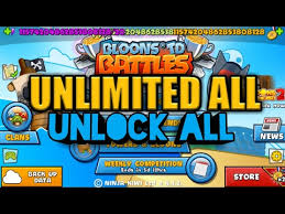 bloons td battles apk apk mod bloons td battles unlimited all v4 1 2 no root