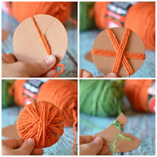 fall home decor yarn wrapped pumpkins home decor yarn wrapped pumpkins