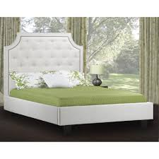 Platform Bed Canada Made In Canada Chester Platform Bed Bedding And