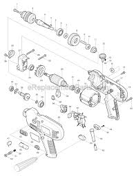 makita nhp1310 parts list and diagram ereplacementparts com