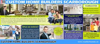 Luxury Home Builder Toronto by Home Remodeling Mayfair Homes