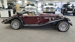 mercedes 500k mercedes other convertible 1936 burgundy for sale