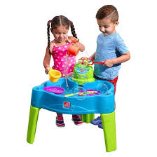 Water Table Toddler Step2 Big Bubble Splash Water Table Target