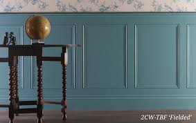 panelled walls home