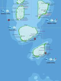 Holiday World Map by Map Of The Maldives