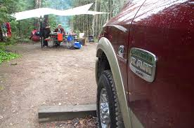 heavy duty camping in the 2013 ram 2500 laramie longhorn photo