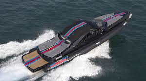 lexus engine in boat these are the coolest boats built by car manufacturers
