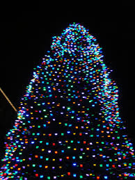 small led tree topper trees with lights
