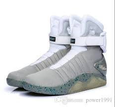 how to charge light up shoes air mag led mens mag back to the future 2 light up shoes mens mcfly