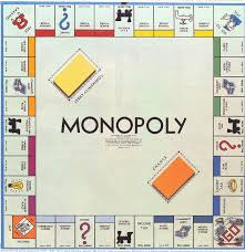 monopoly map 18 best monopoly images on monopoly